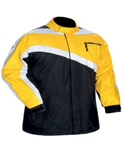 TOURMASTER DEFENDER 2PC RAIN SUIT MEDIUM YELLOW