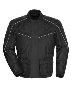 TOURMASTER SABER 4 JACKET MENS SMALL BLACK / BLACK