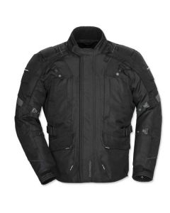 TOURMASTER TRANSITION SERIES 4 JACKET 3XL BLACK