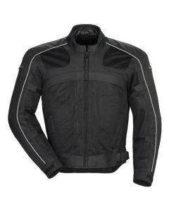 TOURMASTER DRAFT AIR 3 JACKET SMALL BLACK