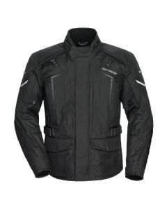 TOURMASTER MENS TRANSITION SERIES 5 JACKET SIZE SMALL BLACK