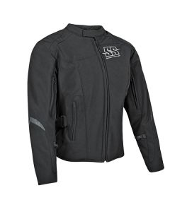 BACKLASH SOFTSHELL JACKET SIZE XS BLACK