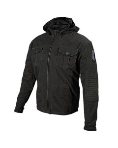 DOGS OF WAR JACKET SIZE SM BLACK