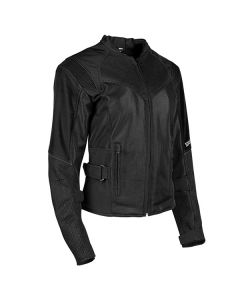 SINFULLY SWEET MESH JACKET SIZE XS BLACK