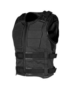 TRUE GRIT ARMORED VEST SIZE SM BLACK