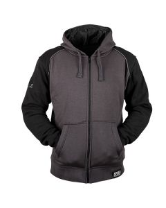 CRUISE MISSILE ARMORED HOODY SIZE SM CHARCOAL