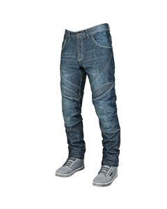 RUST AND REDEMPTION ARMORED JEANS SIZE 30/32 BLUE