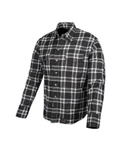 BLACK NINE MOTO SHIRT SIZE SM BLACK