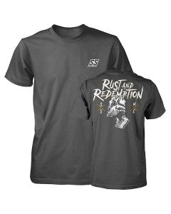 Rust and Redemption 2.0 T-Shirt Charcoal MD