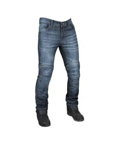 JOE ROCKET GASTOWN ARMOURED JEANS SIZE 34/32 BLUE
