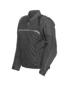 FIELDSHEER HIGH FLOW 2 MESH JACKET MENS SMALL BLACK