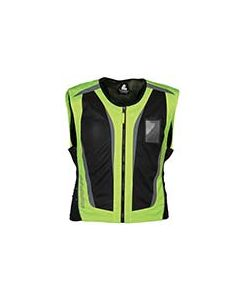 FIELDSHEER PHASE ON-BASE SAFETY VEST SIZE S/M HIGH-VISIBILITY