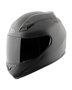 JOE ROCKET POLAR NIGHT RKT 12 FULL FACE HELMET SIZE XS MATTE BLACK SINGLE LENS