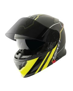 JOE ROCKET RKT 18 ALTER EGO SIZE SMALL HI-VIS YELLOW SINGLE LENS