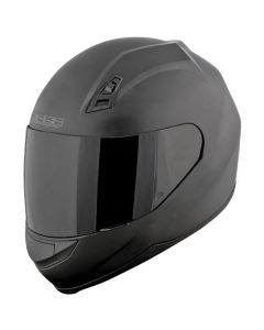 Solid Speed SS700 Helmet Matte Black XS