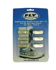 FLY RACING 805 METAL BUCKLE LEVER KIT