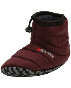 BAFFIN CUSH BOOTY SIZE YOUTH SMALL MERLOT