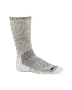 BAFFIN TREKKER SOCKS SIZE LARGE CHARCOAL