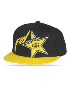 Fly Racing Rockstar Snapback Hat