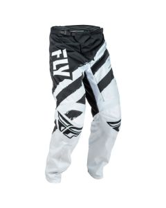 FLY RACING F-16 PANT SIZE 18 GREY/BLACK