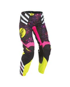 FLY RACING KINETIC LADIES PANT SIZE 22