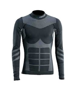 BAFFIN BASE LAYER TOP SIZE 2XL BLACK