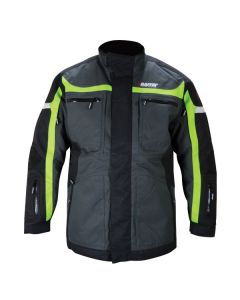 BAFFIN HM JACKET SIZE 3XL BLACK/CHARCOAL/HIVIS