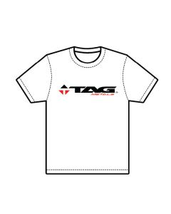 TAG TEAM T-SHIRT WHT SM
