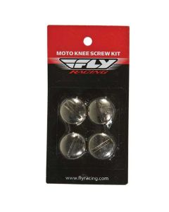 FLY MOTO KNEE 4PK SCREW KIT