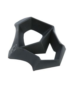 FLY RACING F2 CARBON MOUTH VENT MATTE BLACK