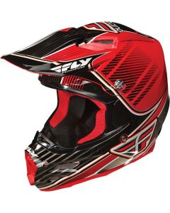 Fly Racing F2 Carbon Canard MX Helmet