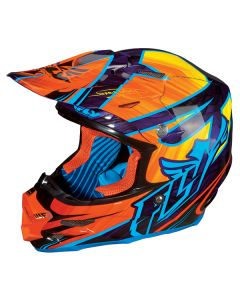 Fly Racing F2 Carbon Acetylene MX Helmet