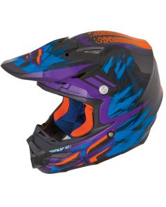 Fly Racing F2 Carbon Shorty MX Helmet