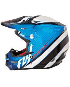 Fly Racing F2 Carbon Fastback MX Helmet
