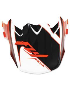 FLY RACING F2 CARBON FASTBACK VISOR