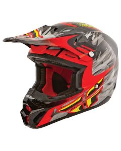 Fly Racing Kinetic Pro MX Helmet
