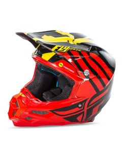 Fly Racing F2 Carbon Zoom MX Helmet