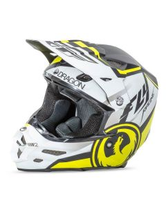 Fly Racing F2 Carbon Dragon MX Helmet