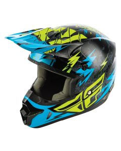 FLY YOUTH KINETIC SHOCKED HELMET