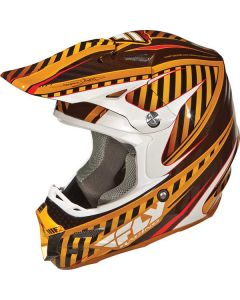 Fly Racing F2 Carbon Manic MX Helmet