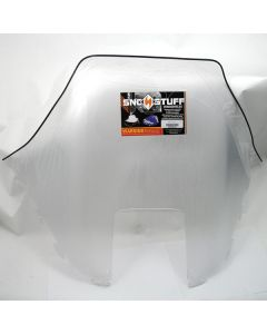 WINDSHIELD POLARIS CLEAR 21''