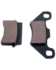 OUTSIDE DISTRIBUTING REAR TYPE 4Z- A BRAKE PADS