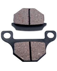 OUTSIDE DISTRIBUTING TYPE 4P-R BRAKE PADS