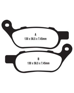 BRAKE PD SET HARLEY (FA458) PR