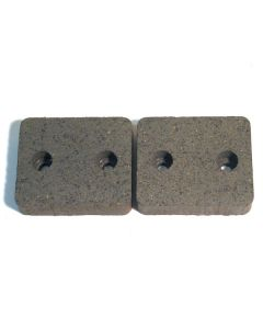 BRAKE PADS (2) POL PAIR (05-152-07)