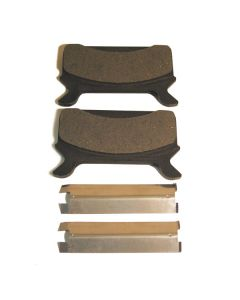 BRAKE PADS (2) POLARIS PAIR (05-152-51)