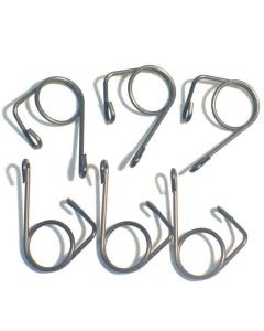 FUEL HOSE CLAMP 7/32'' -10PK