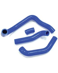 Psychic Blue Silicon Radiator Hose Kit