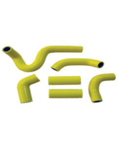 Psychic Yellow Silicon Radiator Hose Kit