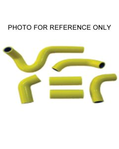 Psychic Green Silicone Radiator Hose Kit